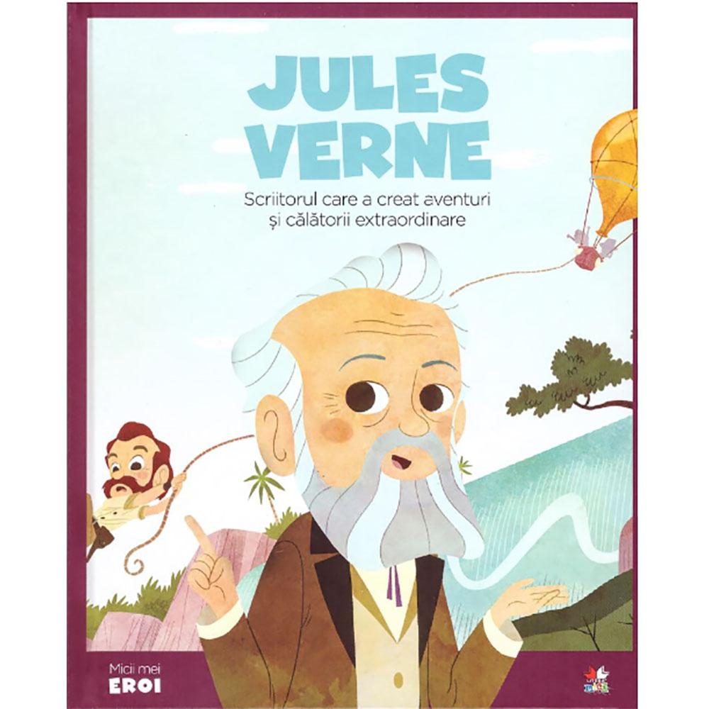 Carte Editura Litera, Micii Eroi, Jules Verne