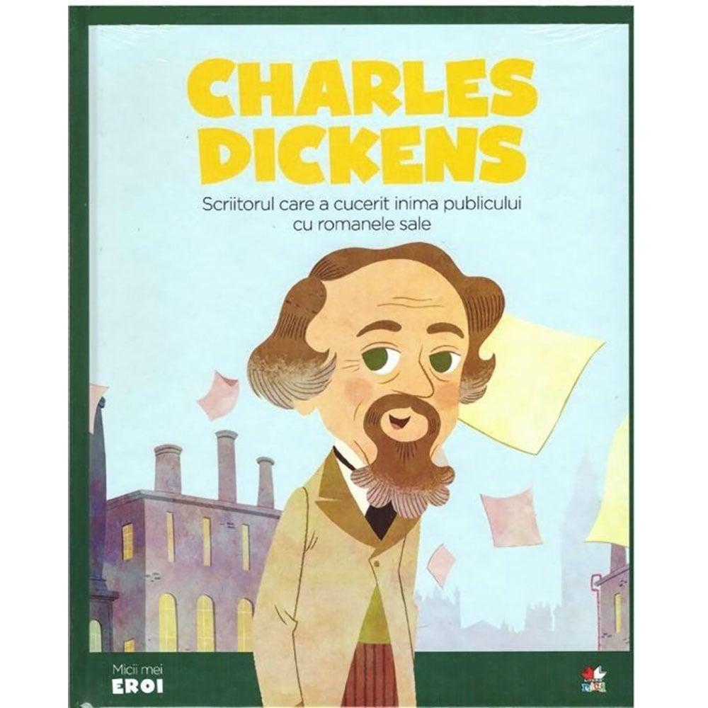 Carte Editura Litera, Micii Eroi, Charles Dickens