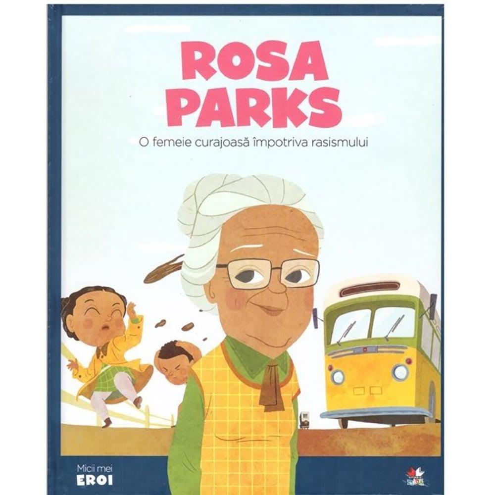 Carte Editura Litera, Micii eroi. Rosa Parks