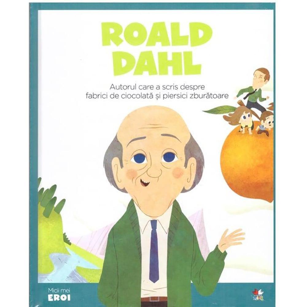 Carte Editura Litera, Micii eroi. Roald Dahl