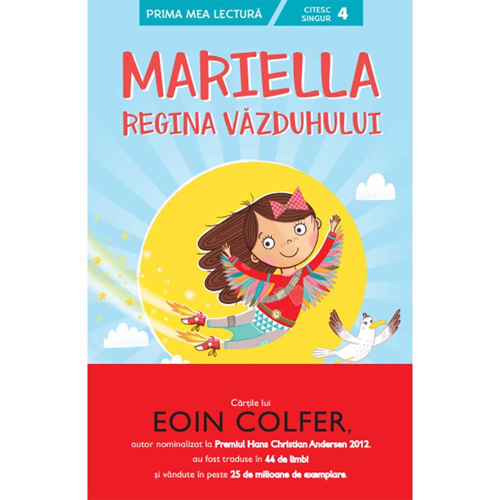 Carte Editura Litera, Mariella, regina vazduhului, Eoin Colfer