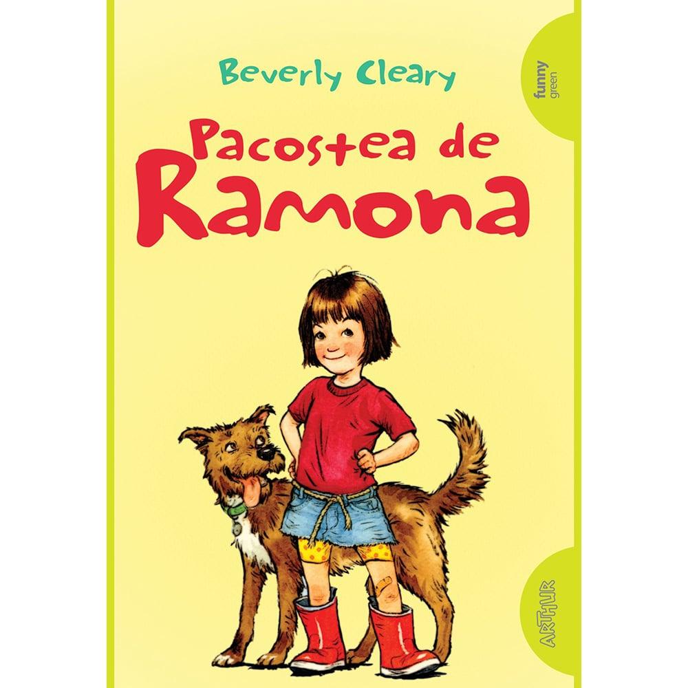 Carte Editura Arthur, Ramona 2. Pacostea de Ramona, Beverly Cleary imagine