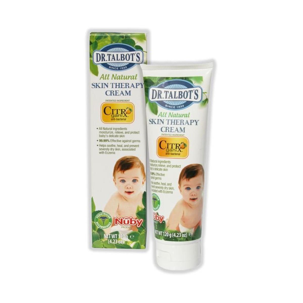 crema hidratanta pentru tratarea eczemelor nuby, 120 g