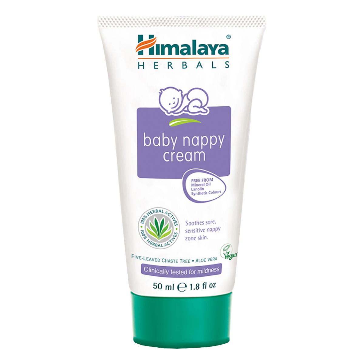 Crema pentru bebelusi Himalaya Baby, 50 ml imagine