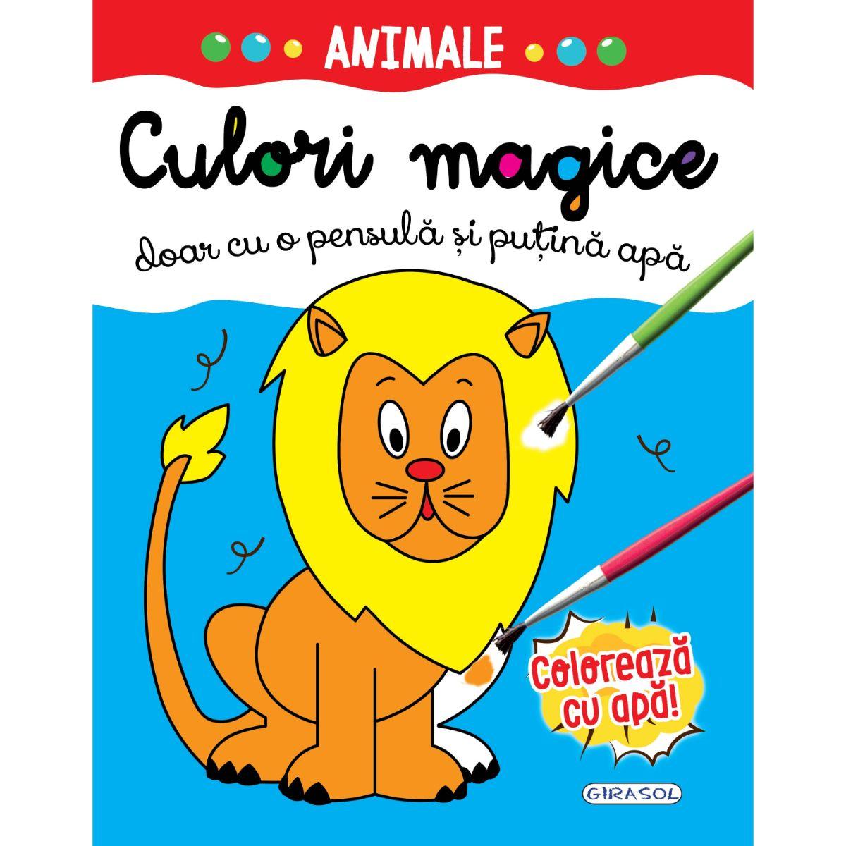 Culori magice - Animale