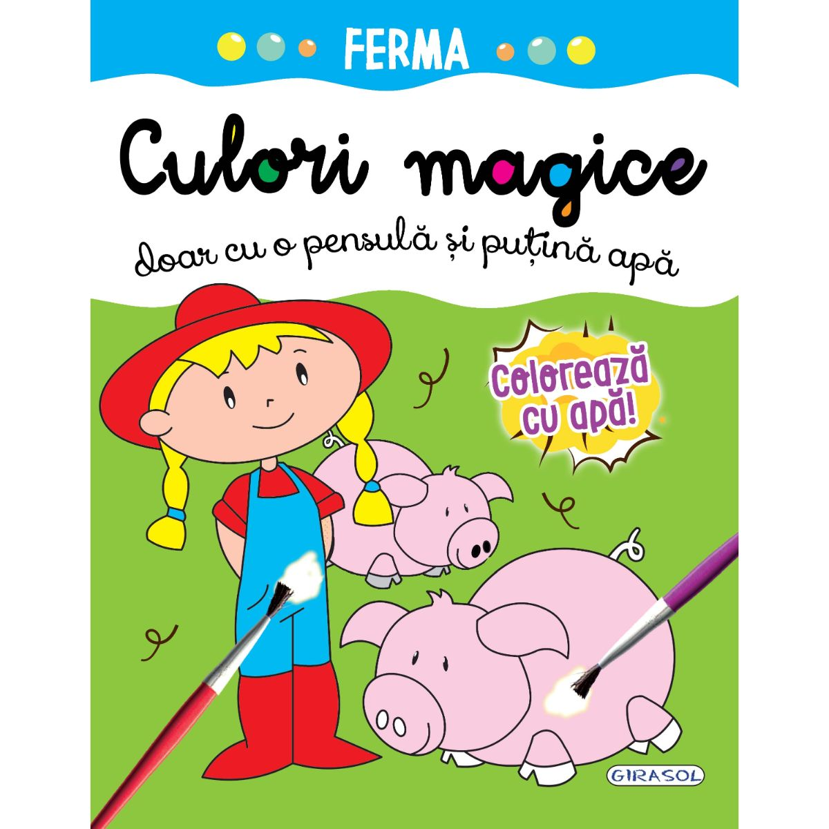 Culori magice - Ferma
