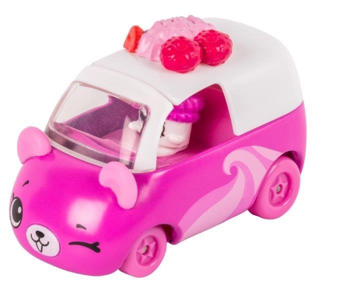 Cutie Cars Pachet cu 1 masinuta, Frozen Yocart, Seria 2