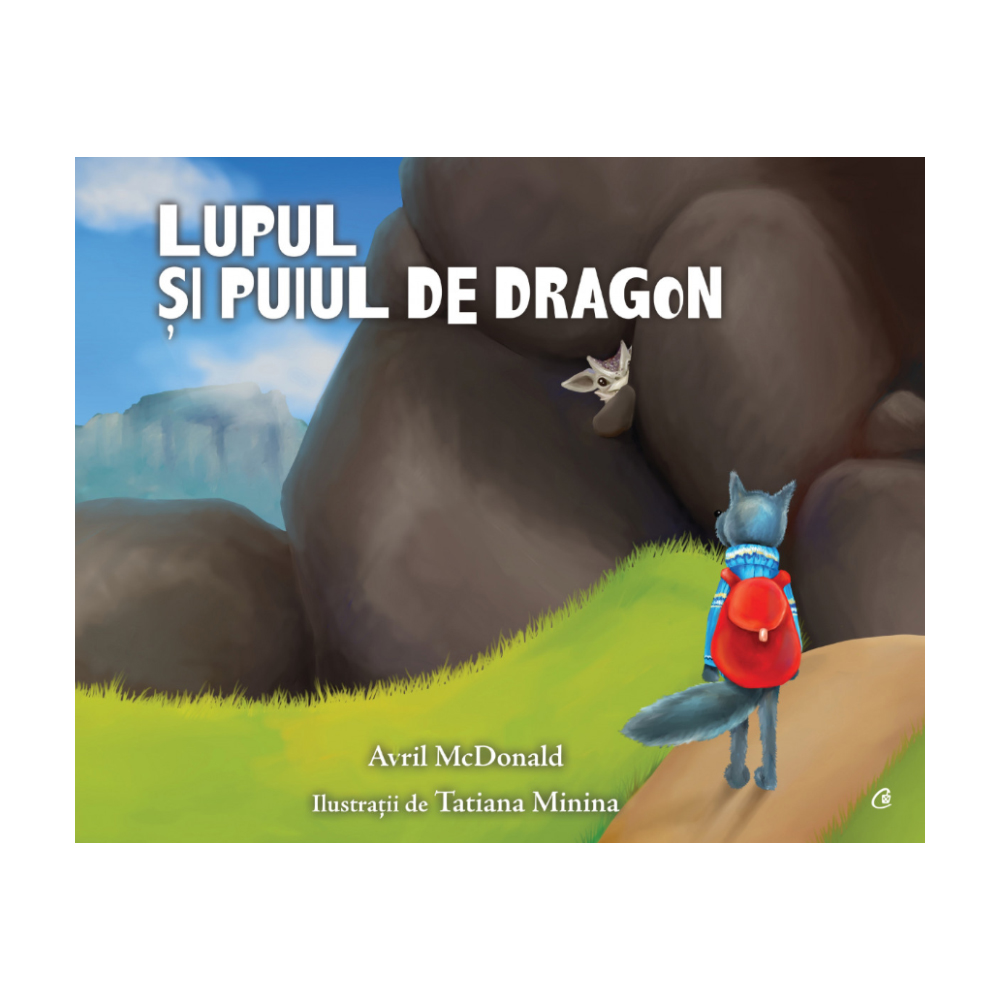 Lupul si puiul de dragon, Avril McDonald
