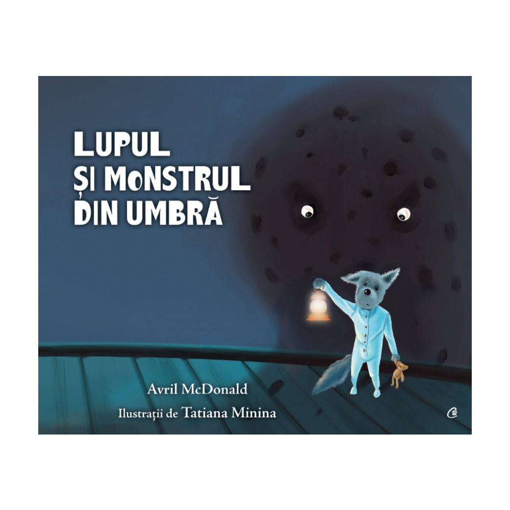 Lupul si monstrul din umbra, Avril McDonald