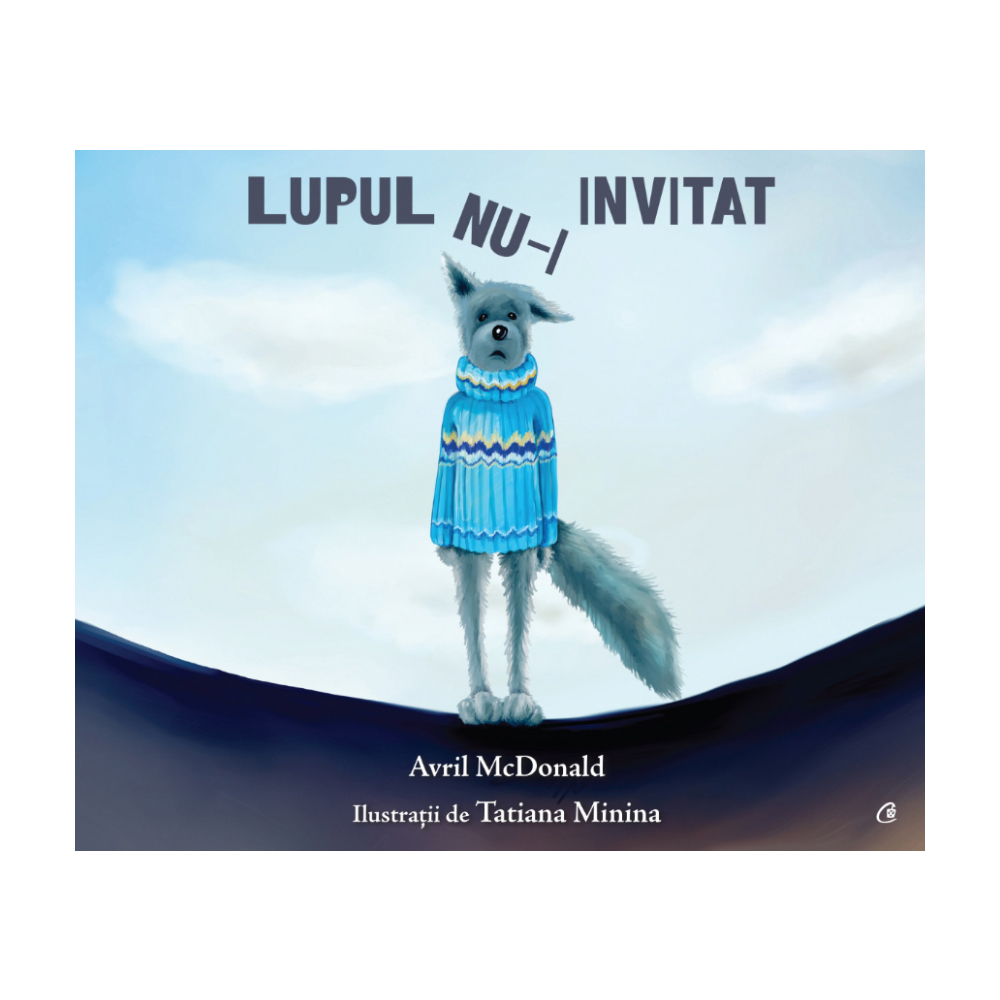Lupul nu-i invitat, Avril McDonald