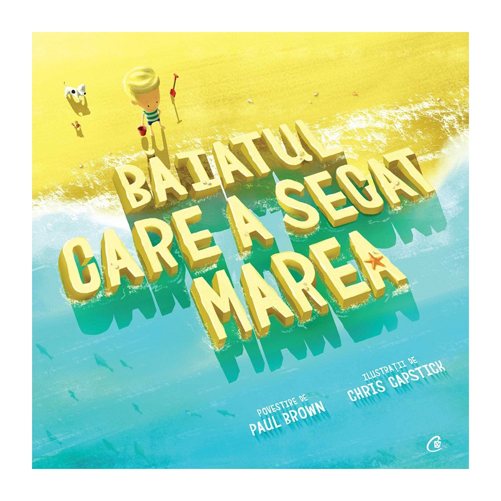 Baiatul care a secat marea, Paul Brown, Chris Capstick