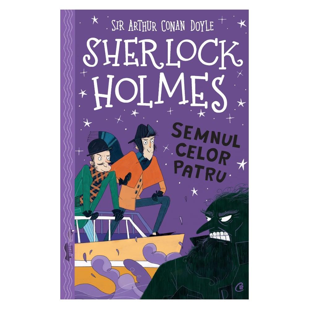 Sherlock Holmes. Semnul celor patru, Stephanie Baudet