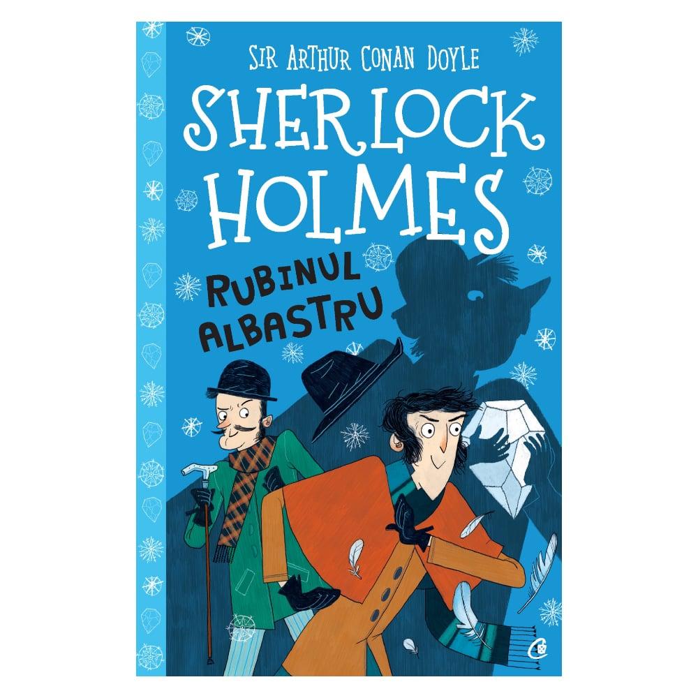 Sherlock Holmes. Rubinul albastru, Stephanie Baudet