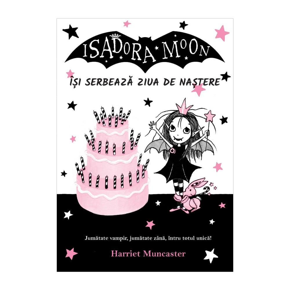 Isadora Moon isi serbeaza ziua de nastere Editia II, Harriet Muncaster