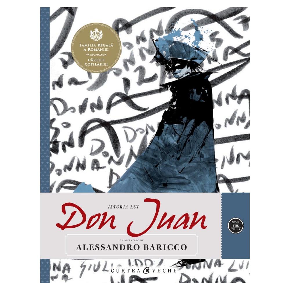 Istoria lui Don Juan, Alessandro Baricco