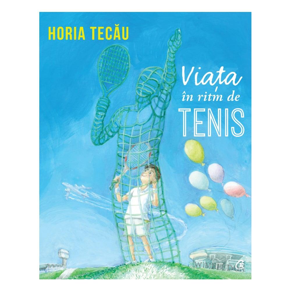 Viata in ritm de tenis, Horia Tecau