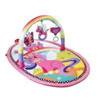 005232-01_001w Saltea pliabila de activitati pentru bebelusi, B Kids, unicorn