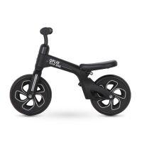 321QPTECH60_001 Bicicleta fara pedale DHS Baby Qplay Tech, Negru, 10 inch