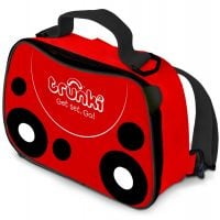 0291-GB01_001w Geanta Lunch Bag Ladybird Trunki, Rosu