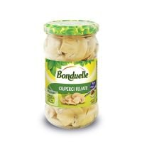0710BDV0027_001w Ciuperci feliate, Bonduelle, cutie, 314 ml