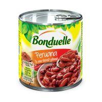 0710BDV018_001w Fasole rosie chili Bonduelle Peruana, cutie, 425 ml