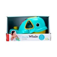 0773554050875 305087-00_001w Jucarie de baie, pentru copii, B Kids, balena interactiva