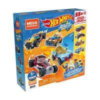 0887961930023 GVM13_001w Set masinute, Hot Wheels, Megaconstrux, Ultimate Custom RC Build (1)