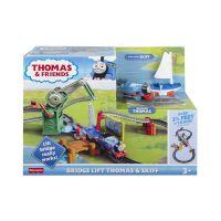 0887961949476 GWX09_001w Set de joaca Thomas and Friends, tren electric cu pod