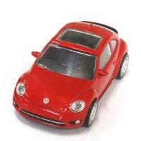 58800 Rosu Masinuta Rastar Volkswagen Beetle, Rosu, 1:43
