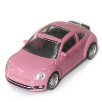 58800 Roz Masinuta Rastar Volkswagen Beetle, Roz, 1:43