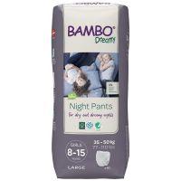 1000018876_001w Scutece de noapte Bambo Nature Dreamy Girl, 35-50 Kg, 10 buc