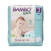 1000019253_001w Scutece Bambo Nature Eco Friendly, Nr 3, 4 - 8 Kg, 28 buc