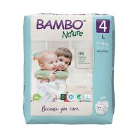 1000019254_001w Scutece Bambo Nature Eco Friendly, Nr 4, 7 - 14 Kg, 24 buc
