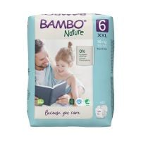 1000019256_001w Scutece Bambo Nature Eco Friendly, Nr 6, 16 Kg +, 20 buc
