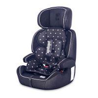 1007090 2105_001 Scaun auto copii, Lorelli, Navigator, 9-36 Kg, Black Crowns New