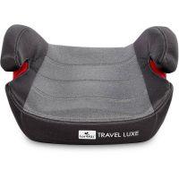 Inaltator auto Lorelli Travel Luxe, Isofix, 15-36 Kg, Grey
