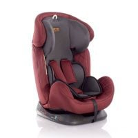 Scaun auto Lorelli Galaxy, 0-36 Kg, Black & Red