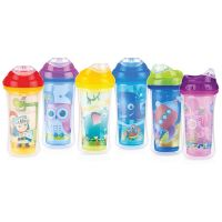 10097_001 Pahar izoterm Cool Sipper Click-Lock Nuby, 270 ml, 18 +