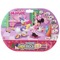 Set desen si accesorii Disney Minnie Giga Block 5 in 1