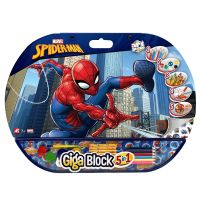 1023-62723_001w Set desen si accesorii Spiderman Giga Block 5 in 1