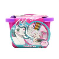 1023-77201_001w Set pentru desen As Company, Unicorn