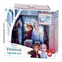 1027-06154_001w Set Agenda cu lacat si accesorii Disney Frozen 2