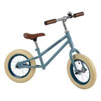 10429_001 Bicicleta de echilibru Hudora Retro, Albastru