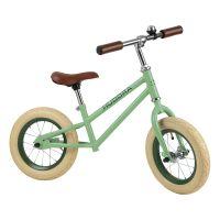 10430_001 Bicicleta de echilibru Hudora Retro, Verde