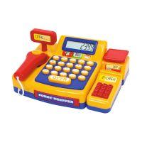 104521793_001w Set de joaca Simba, Casa de marcat cu card reader si bancnote