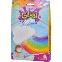 105953451_001w Pudra pentru baie cu efect curcubeu Glibbi