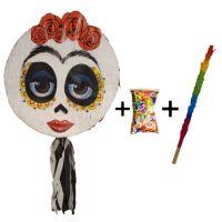Pinata cu bat si confetti Frida, PinaStar