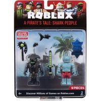10725_022w Set 2 figurine Roblox, A Pirate's Take, Shark People