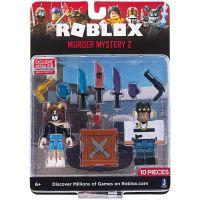 10725_024w Set 2 figurine Roblox, Murder Mistery 2