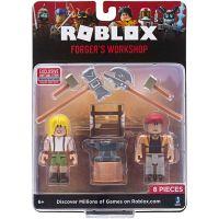 10725_025w Set 2 figurine Roblox, Forger's Workshop